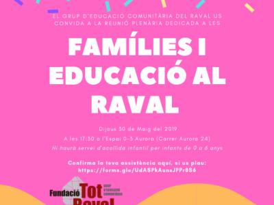 'Famílies i Educació al Raval'