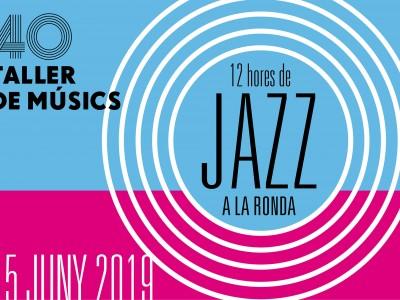 12 hores de Jazz a la Ronda Sant Antoni