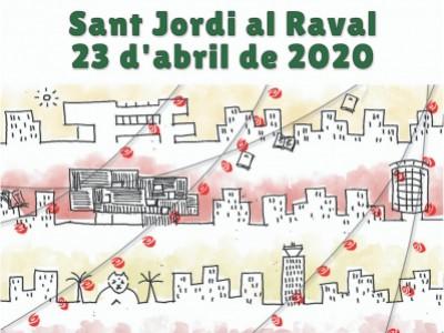 Celebrem Sant Jordi a les xarxes!
