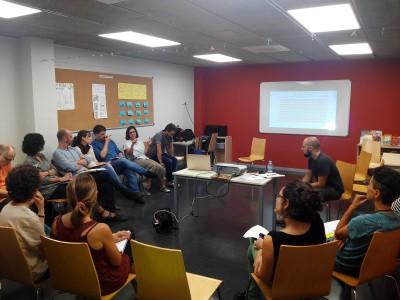 Plenària oberta del Grup d'Educació