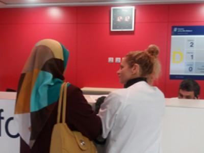 'La mediació i la mirada intercultural en l'atenció a la salut'