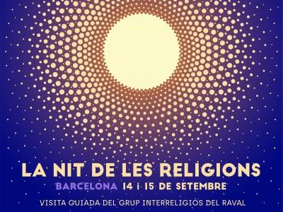 Visita guiada del Grup Interreligiós del Raval pels centres de culte del barri