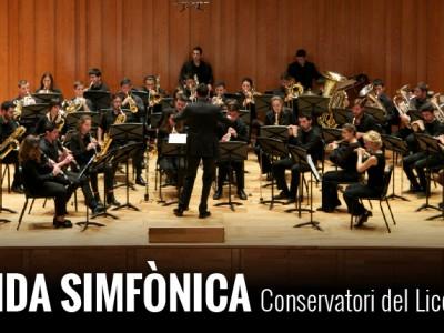 Concert Simfònic al Conservatori del Liceu