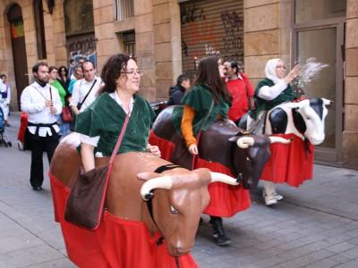 Festa de Santa Madrona al Raval