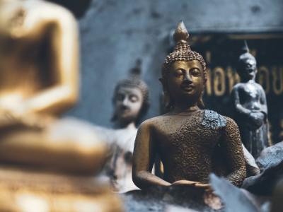 'Descobreix la pluralitat religiosa de Barcelona: el budisme' (on line)