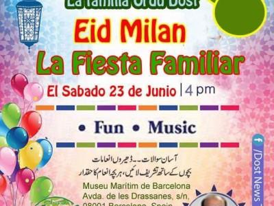 Festa familiar Eid Milan