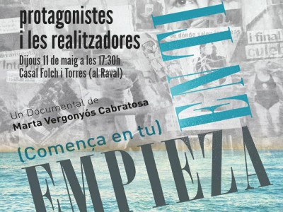 Projecció documental 'Empieza en tí'