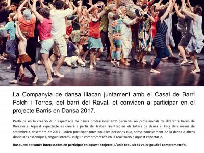 Barris en Dansa