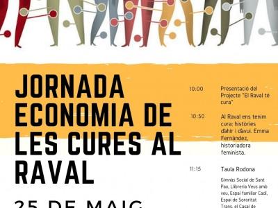 Jornada Economia de les Cures al Raval