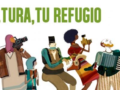 'Versos para el refugio' (on line)