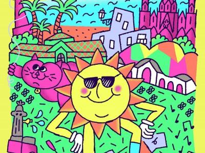 Ciutat Vella s'omple d'estiu!