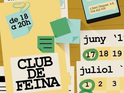 Club de feina per a joves