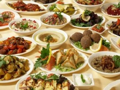 Mostra de menjars d'arreu del món