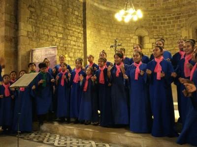 Concert de Nadal del Grup Interreligiós del Raval