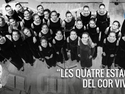 Cor Vivaldi al Conservatori del Liceu