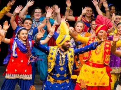Festa Bhangra