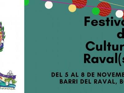 18è Festival de Cultura Raval(s) (ON LINE)