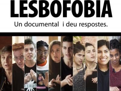 'Lesbofòbia, un documental i deu respostes'