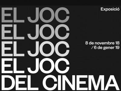 'El joc del cinema'