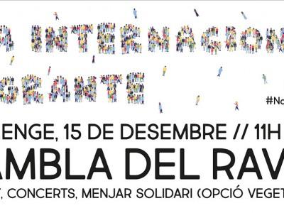 Celebració Dia Internacional del Migrant