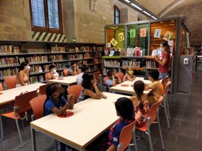 Quasi sis-cents infants i joves del Raval participen al #RavalEstiuEducatiu