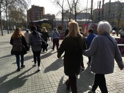 Les caminades 'Movem el Raval' inicien la 5a edició