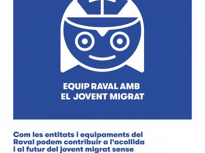 Jornada de treball Equip Raval amb el Jovent Migrat
