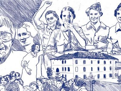 Concurs 'Raval en femení'