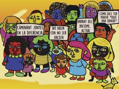 La lluita antiracista centra la programació de la 17a edició del Festival de Cultura Raval(s)