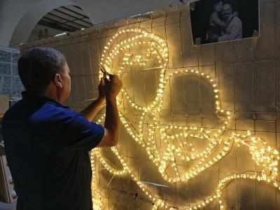#RavalKm0 tornarà a omplir de llum el Nadal del barri