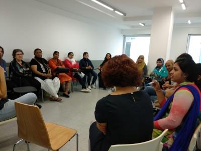 """Busquem un tècnic/a per al projecte """"Referents comunitaris de salut"""" al Raval"""