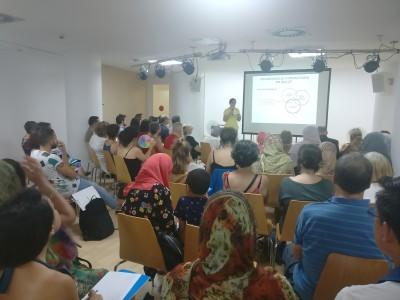 III Trobada Comunitària: Què estem fent a l'àmbit de salut comunitària al barri del Raval?
