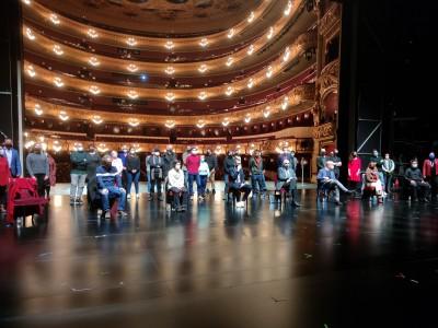 Participem a Òpera Prima, la nova línia de creació artística comunitària del Liceu