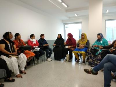 'Parlem de Salut', un espai intercultural de diàleg
