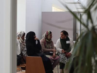 'Parlem de Salut' s'afiança com un nou espai intercultural de diàleg al Raval