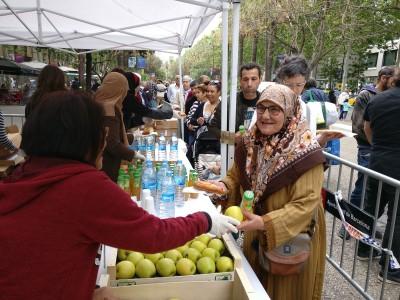 Celebració interreligiosa i popular de l'Iftar i la Pasqua al Raval