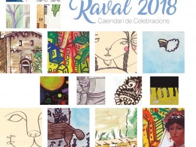 Calendari de Celebracions del Raval 2018