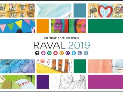 Calendari de Celebracions del Raval 2019