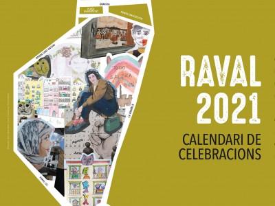 Calendari de celebracions del Raval 2021