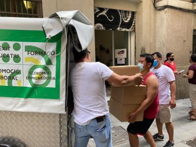 La campanya #sumapelraval recull més de 7.000€