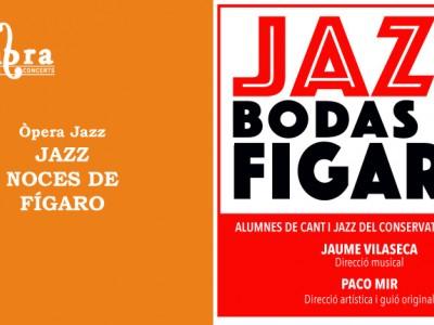Concert de Jazz 'Noces de Fígaro'
