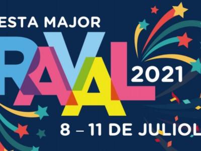 Festa Major del Raval 2021