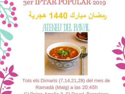 3er Iftar popular