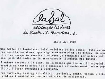 Acte commemoratiu per recordar laSal