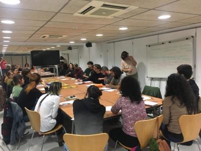 Reunió plenària del Grup d'Educació Comunitària del Raval (on line)