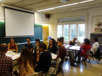 Sessió oberta sobre l'Educació Comunitària al Raval