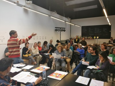 Reunió plenària Sant Jordi 2019