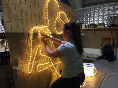 Elaboració llums