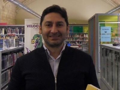 Presentació del llibre i xerrada amb Jamil Nahra