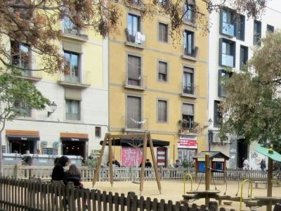 Procés participatiu per a la veïnificació dels Jardins del Doctor Fleming i la Plaça de La Gardunya